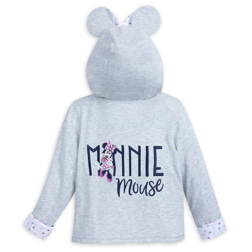Minnie Mouse Hooded Jacket for Kids – Walt Disney World