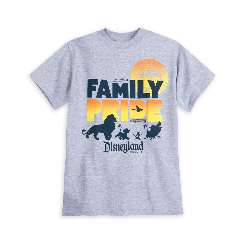 The Lion King Family Pride T-Shirt for Kids – Disneyland