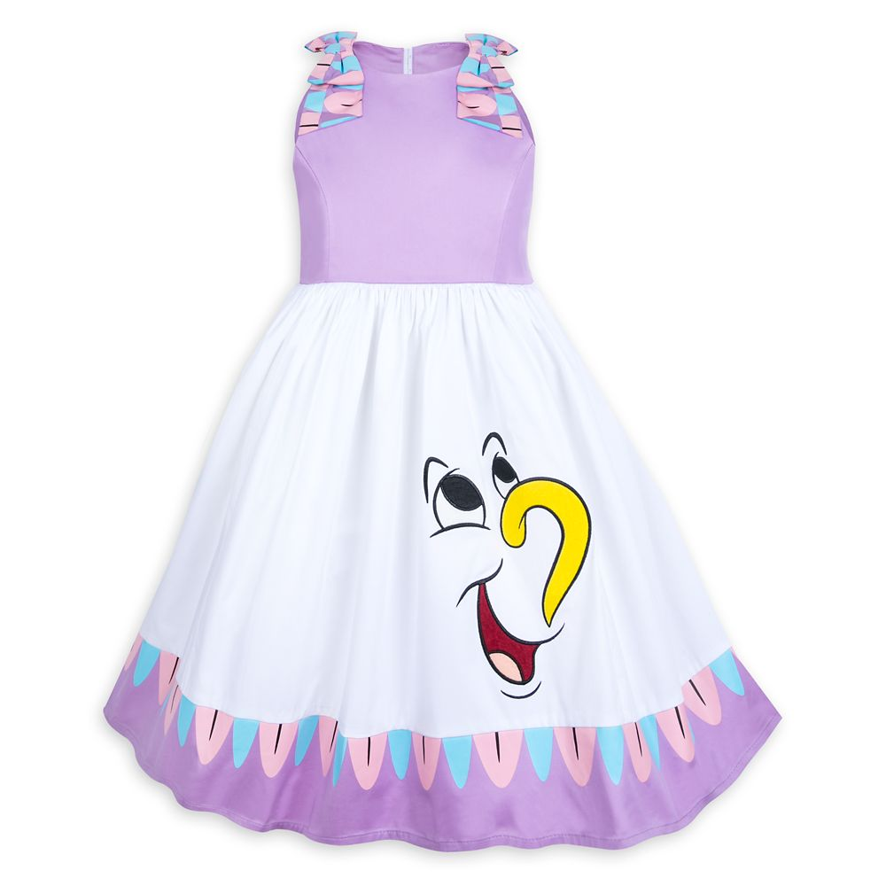 Mrs. Potts and Chip Dress for Girls  Beauty and the Beast Official shopDisney