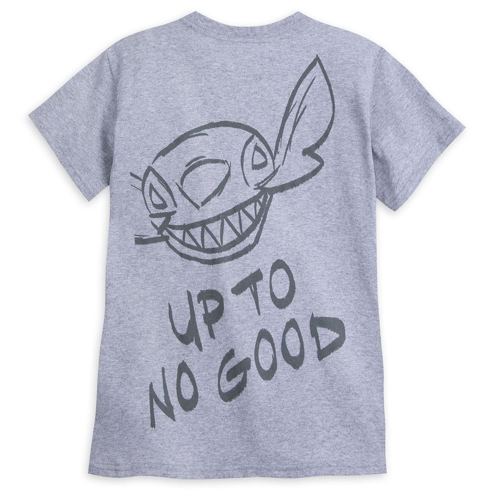 Stitch Two-Sided T-Shirt for Boys