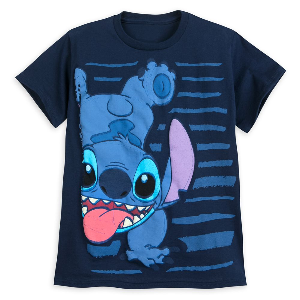 Stitch T-Shirt for Boys Official shopDisney