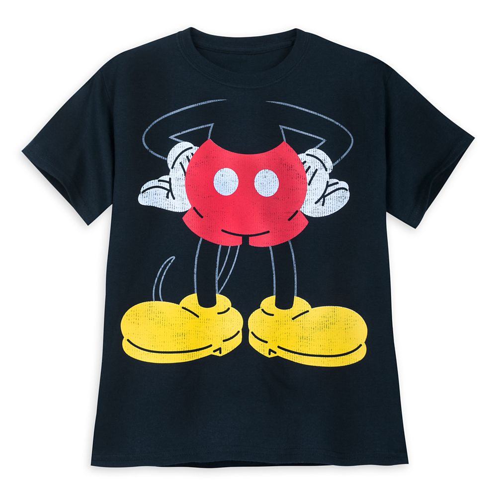 I Am Mickey Mouse T-Shirt for Kids