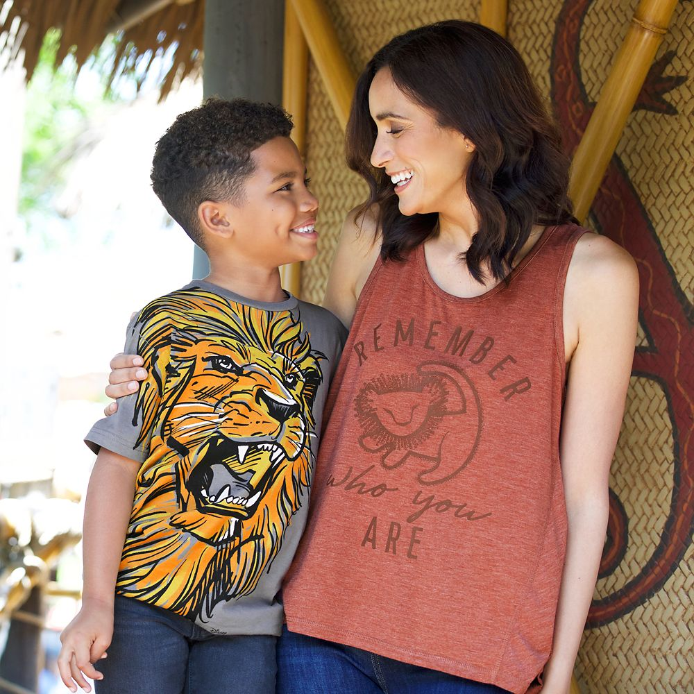Simba T-Shirt for Boys – The Lion King 2019 Film