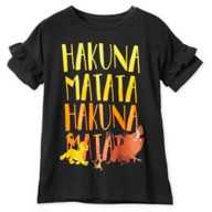 The Lion King T-Shirt for Girls
