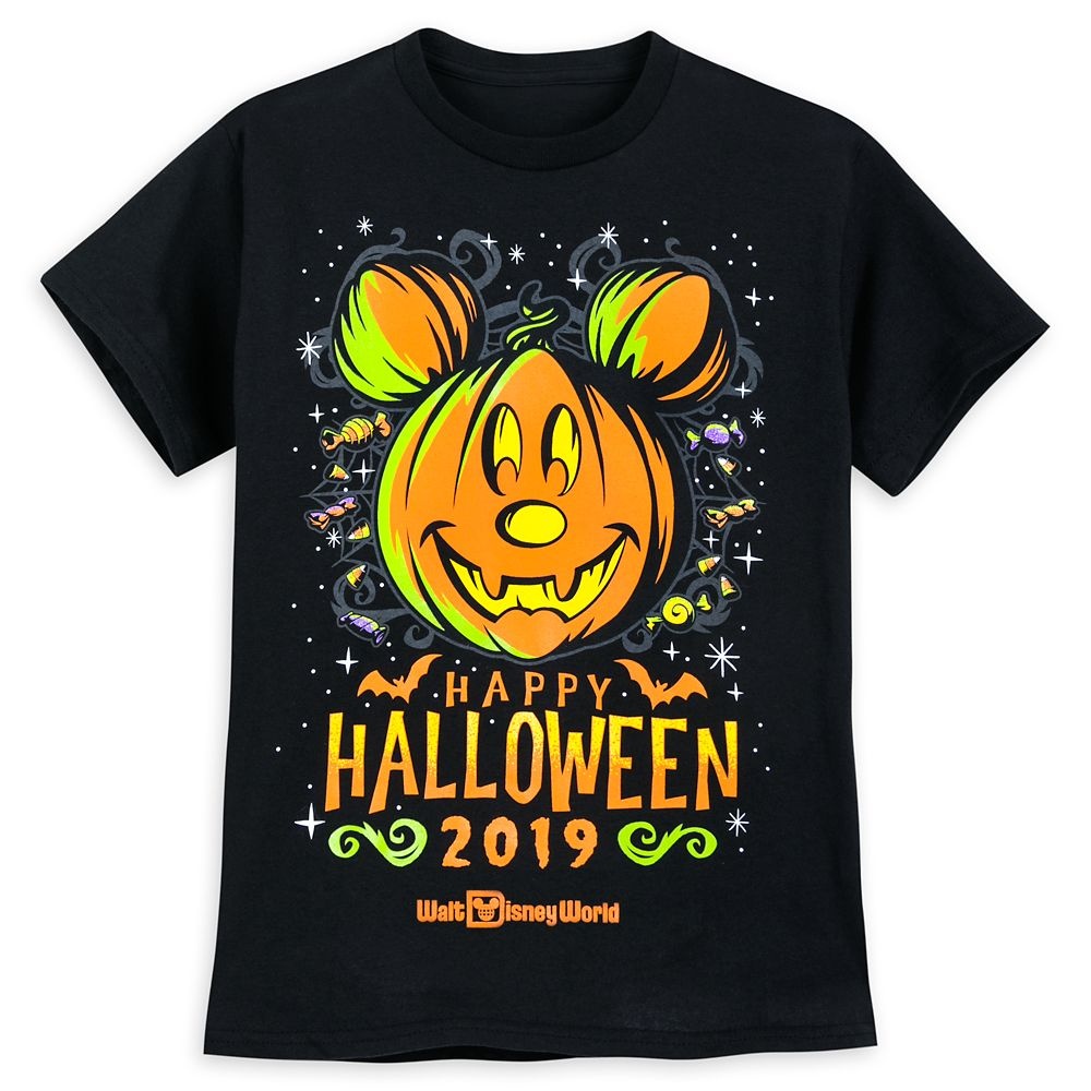 Mickey Mouse Halloween 2019 T-Shirt for Kids – Walt Disney World