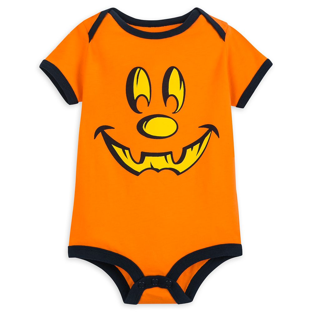 Mickey Mouse Halloween Bodysuit for Baby – Walt Disney World