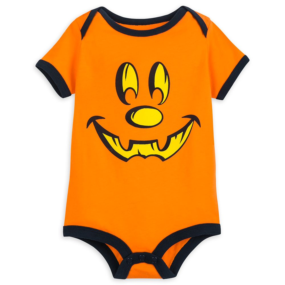 Mickey Mouse Halloween Bodysuit for Baby – Disneyland