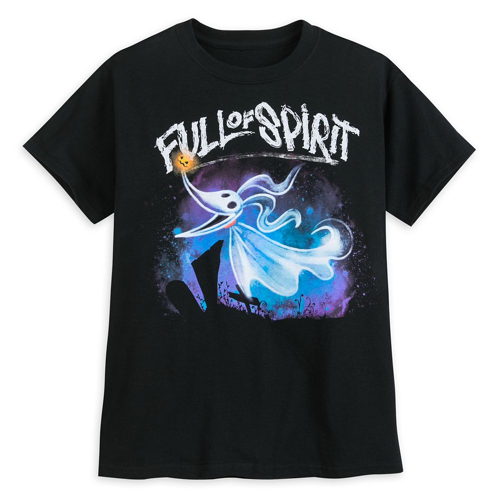 Zero T-Shirt for Boys  Tim Burton's The Nightmare Before Christmas Official shopDisney