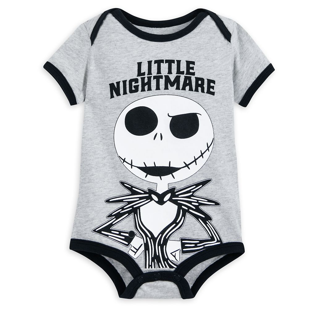 Jack Skellington Bodysuit for Baby