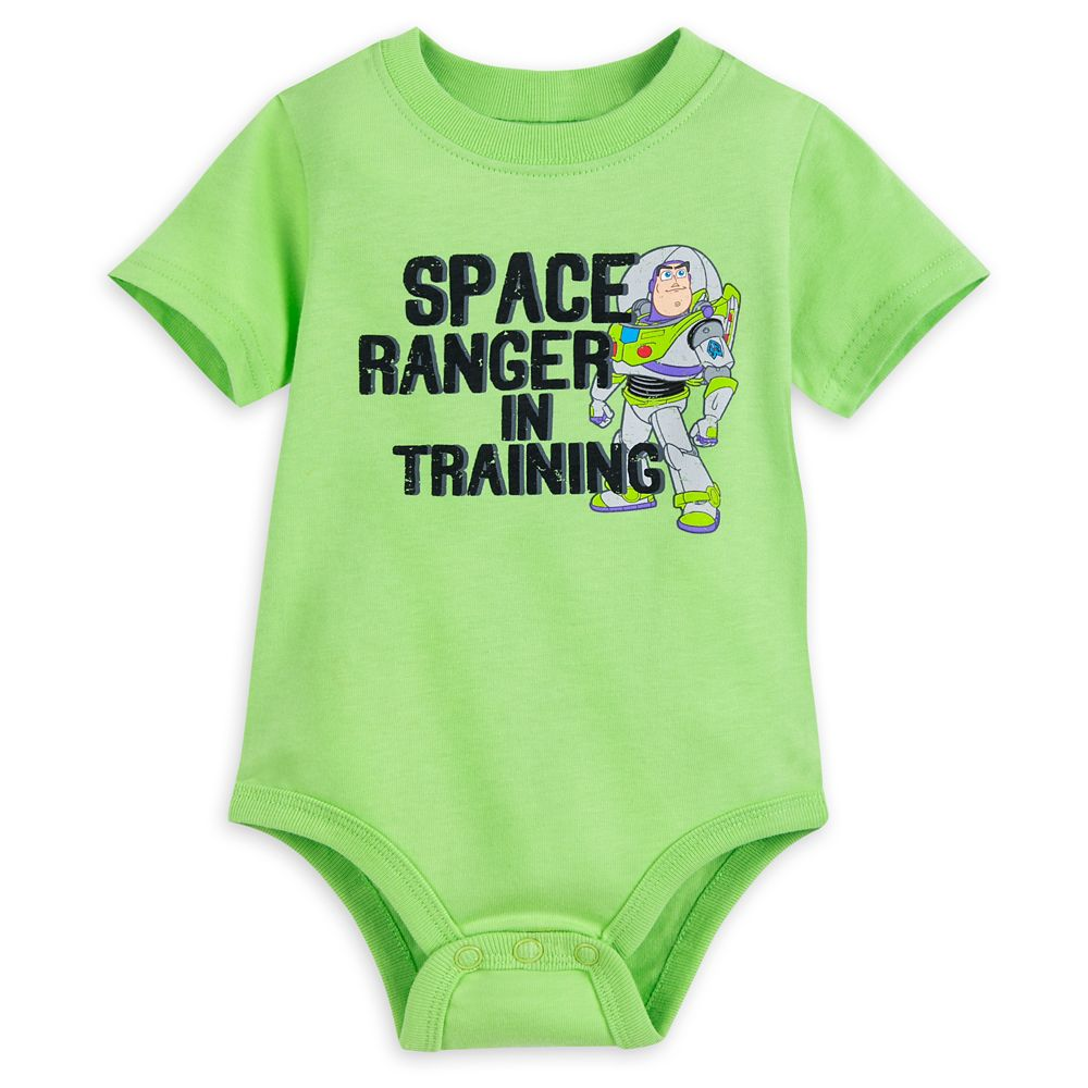 Buzz Lightyear Bodysuit for Baby