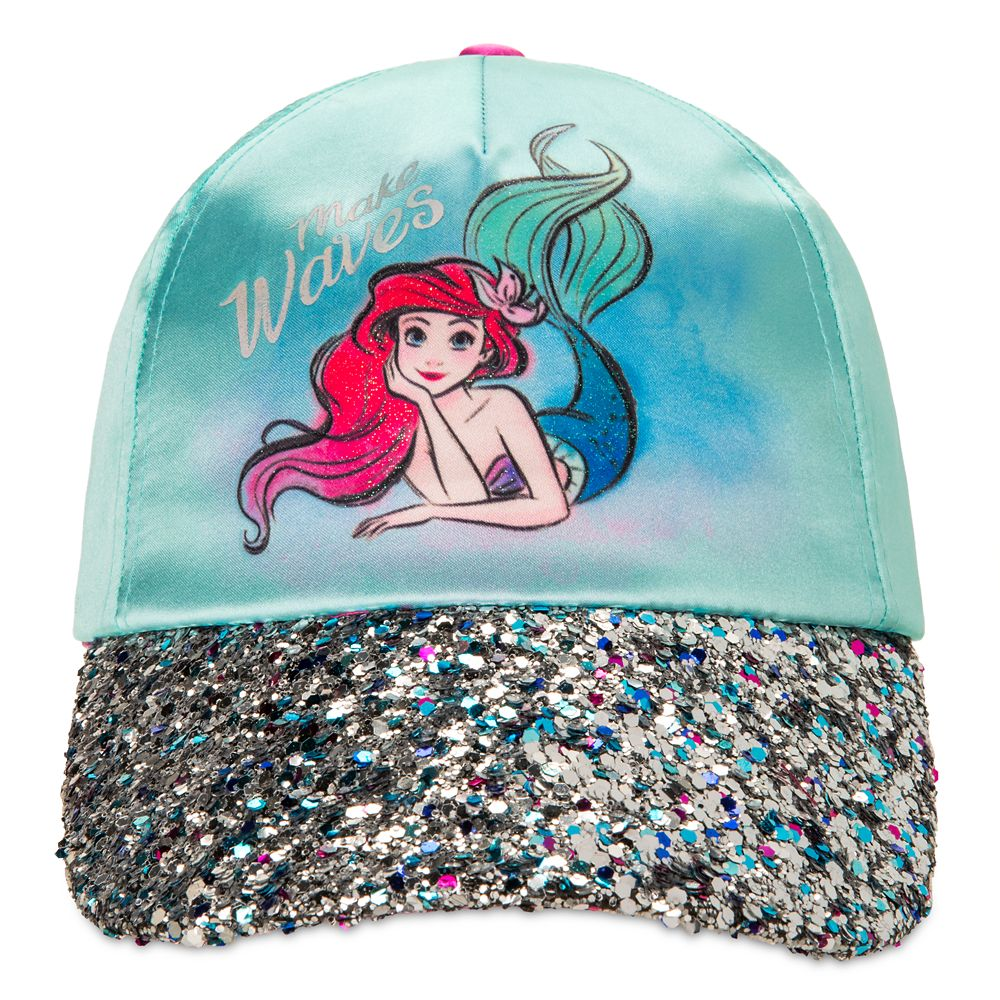 Ariel Baseball Cap for Kids  The Little Mermaid Official shopDisney