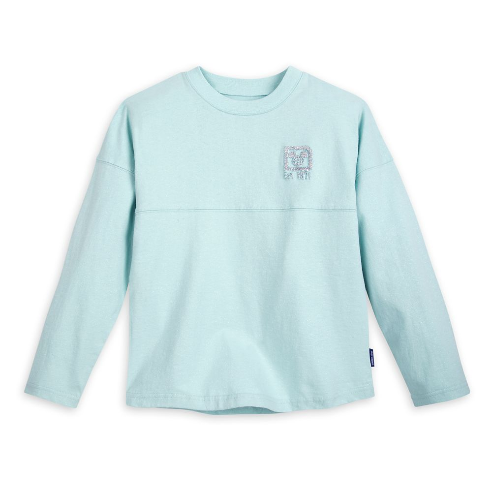 Walt Disney World Spirit Jersey for Youth – Arendelle Aqua