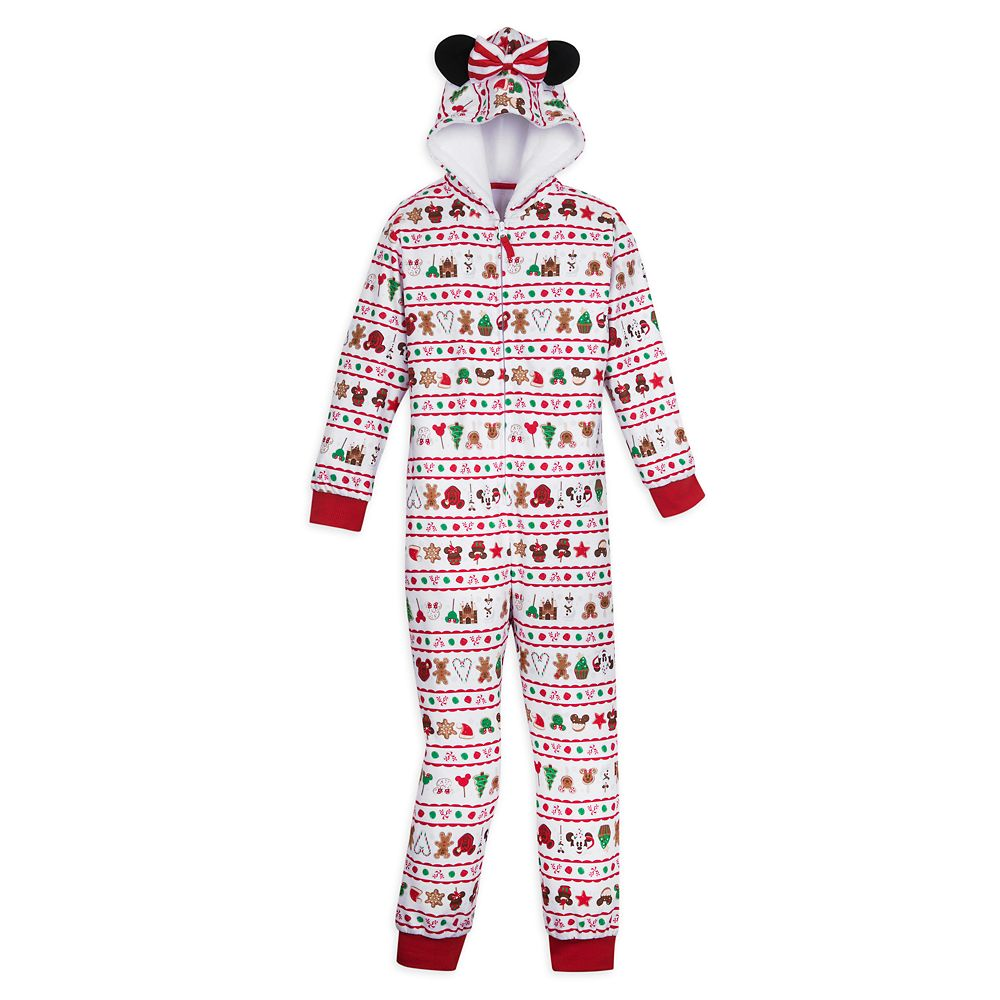 Minnie Mouse Holiday Park Foods Bodysuit for Girls