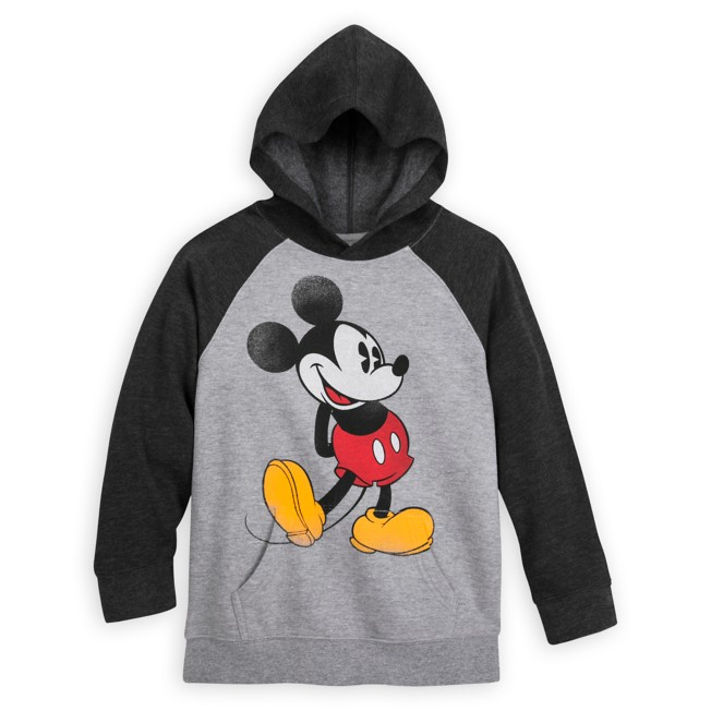 Mickey Mouse Pullover Hoodie for Kids