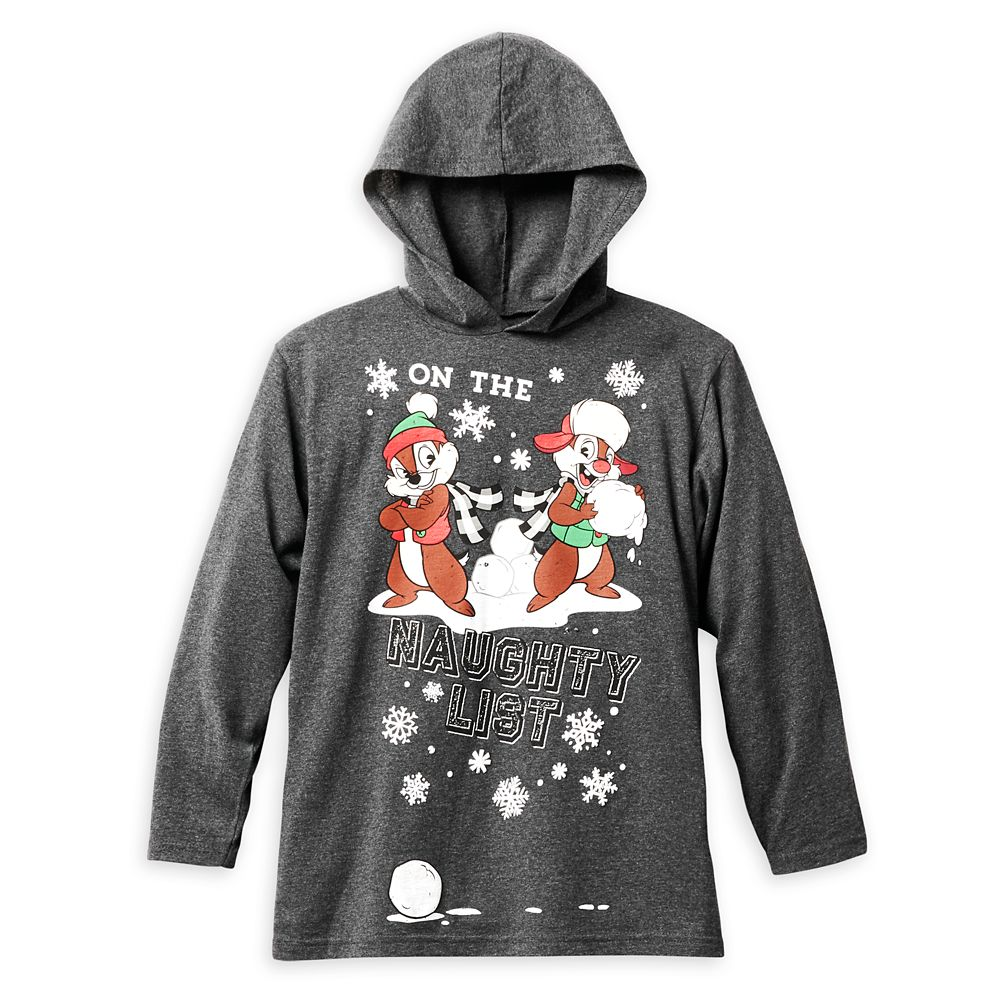 Chip 'n Dale Pullover Hoodie for Boys