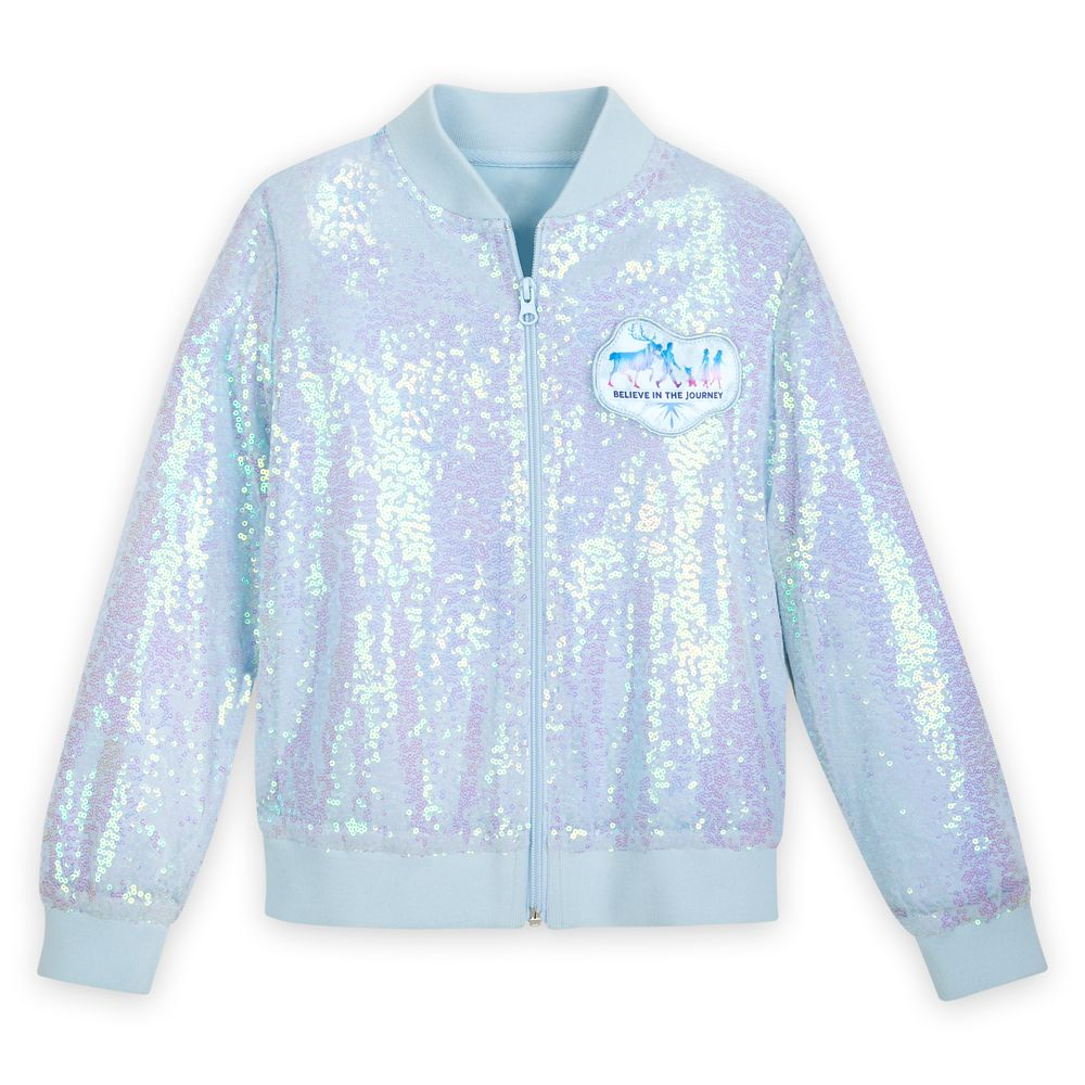 Frozen 2 Sequin Jacket for Girls
