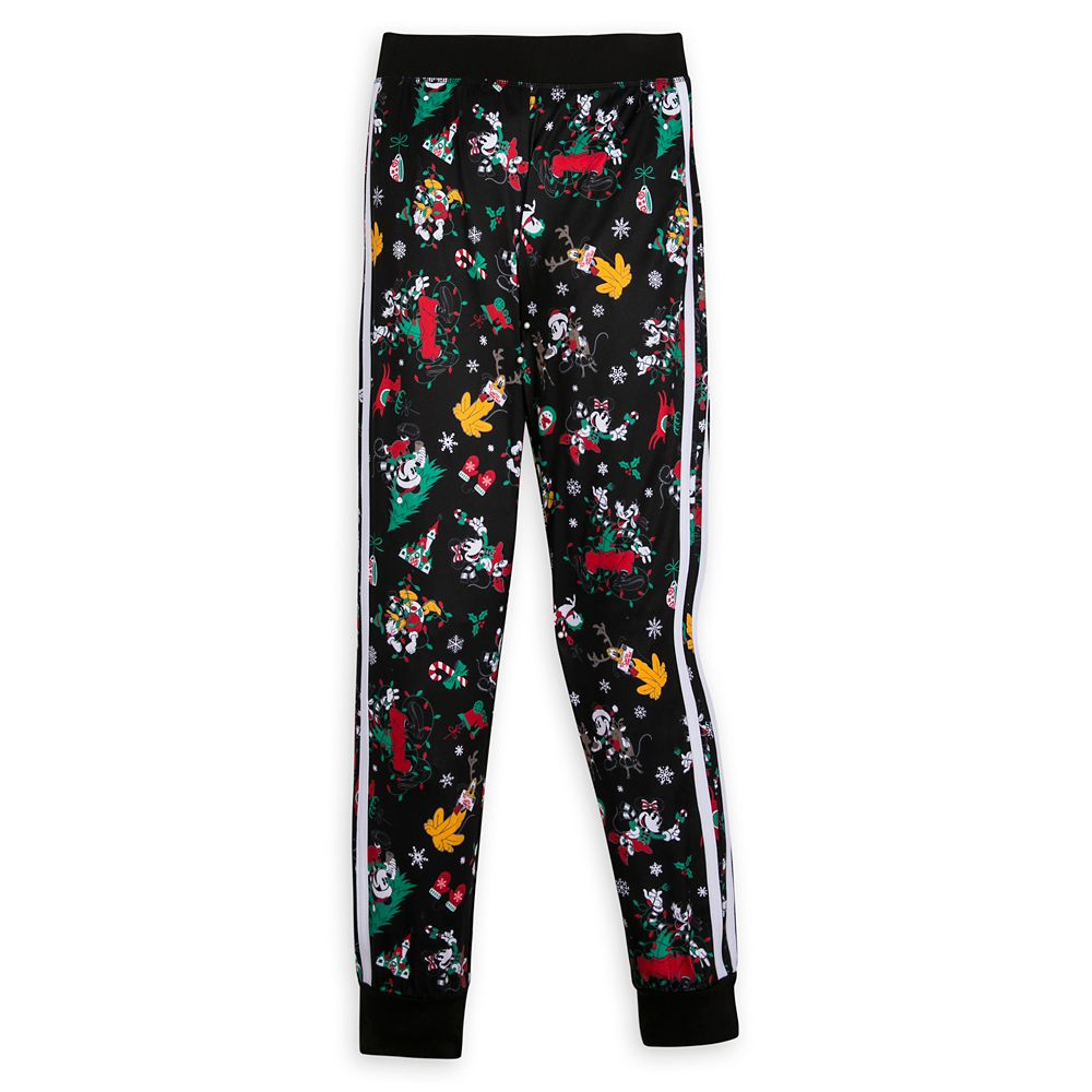 Mickey Mouse and Friends Holiday Jogger Pants for Girls