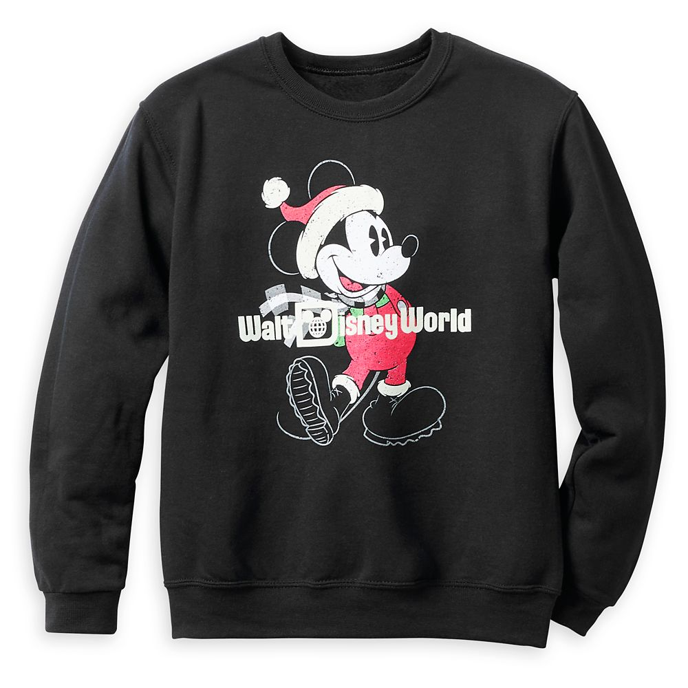 Mickey Mouse Holiday Sweatshirt for Boys – Walt Disney World