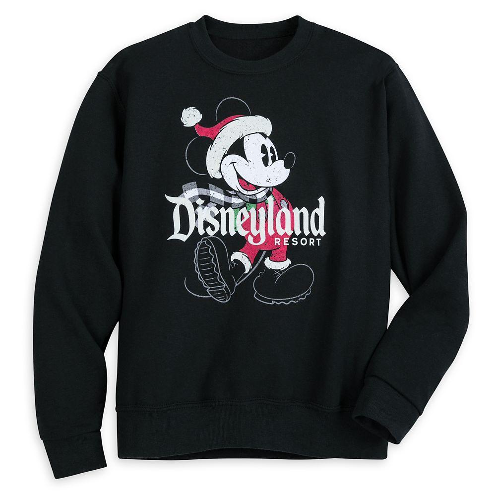 Mickey Mouse Holiday Sweatshirt for Boys – Disneyland
