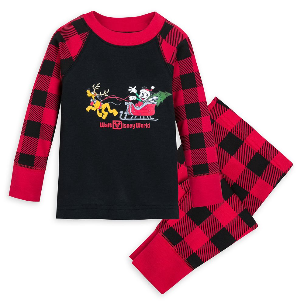 Mickey Mouse and Friends Holiday PJ PALS for Baby – Walt Disney World