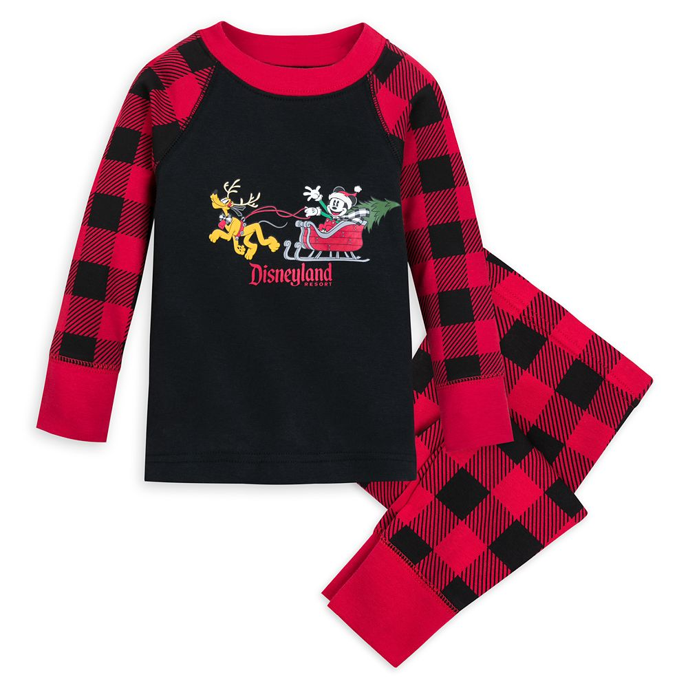 Mickey Mouse and Friends Holiday PJ PALS for Baby – Disneyland