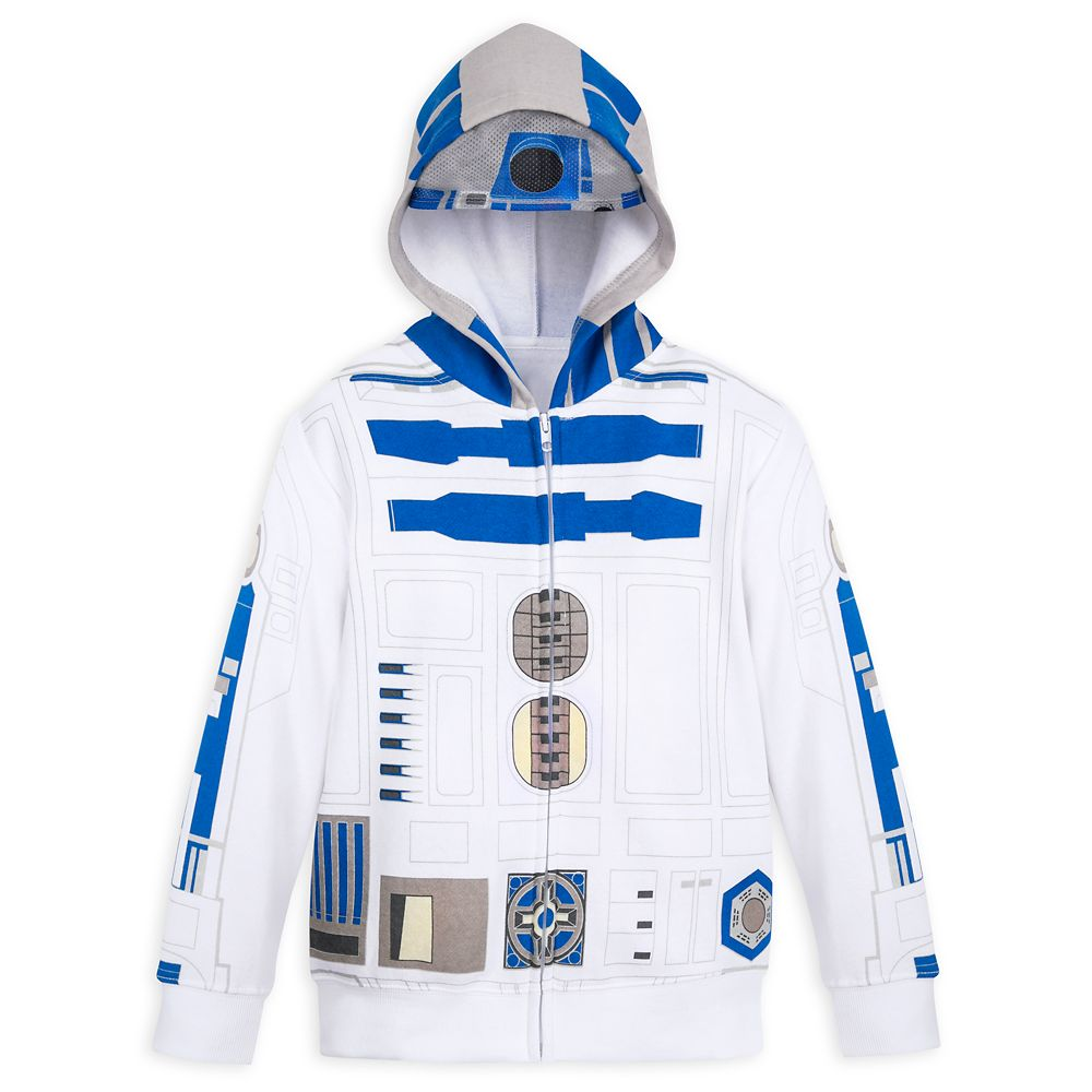 R2-D2 Costume Hoodie for Kids – Star Wars