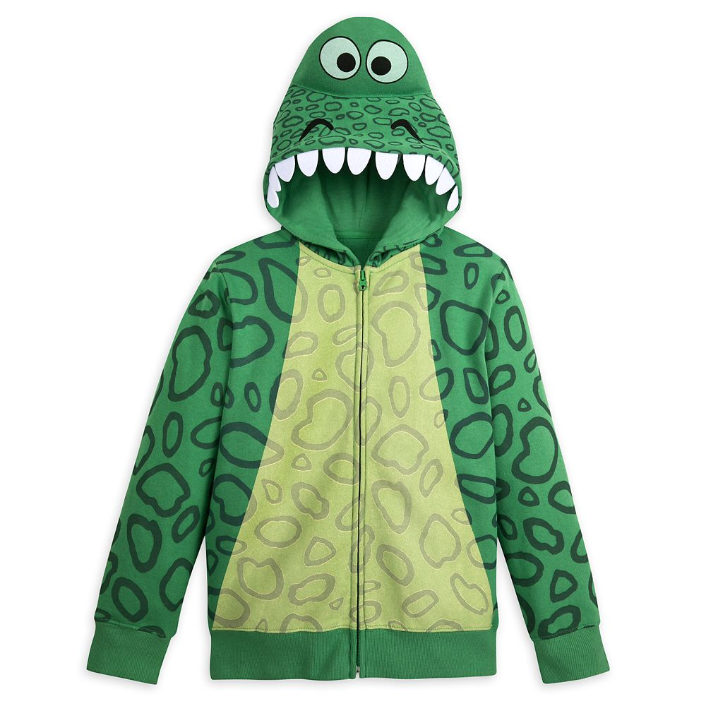 Rex Costume Hoodie for Kids – Toy Story