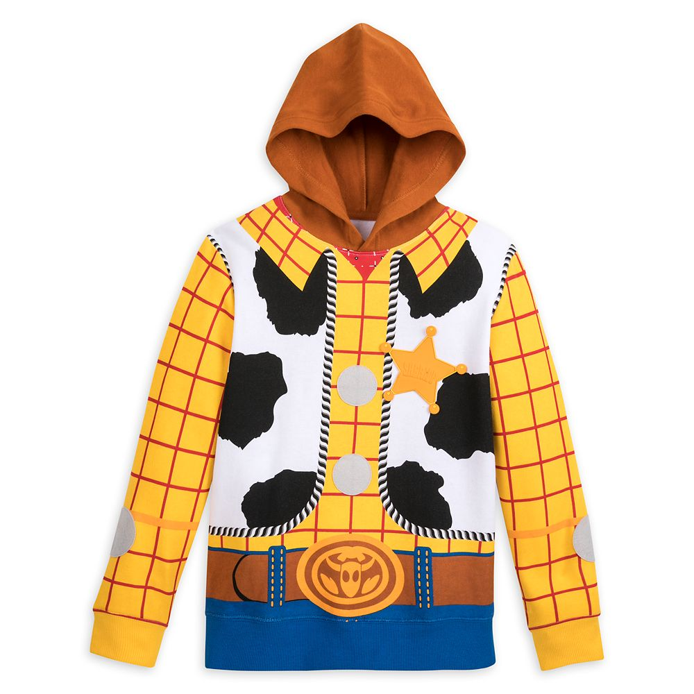 Woody Costume Pullover Hoodie for Kids – Toy Story