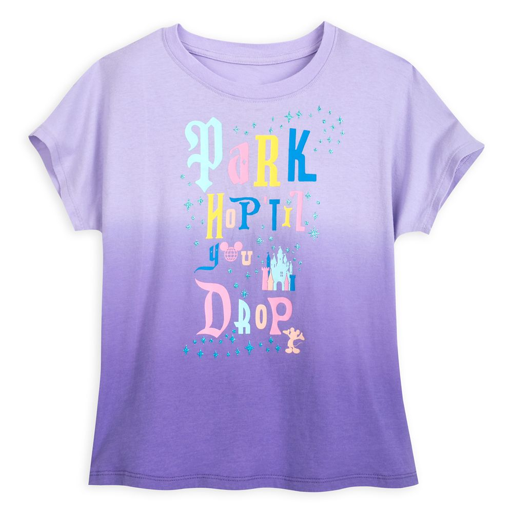 Park Hopper Fashion T-Shirt for Girls