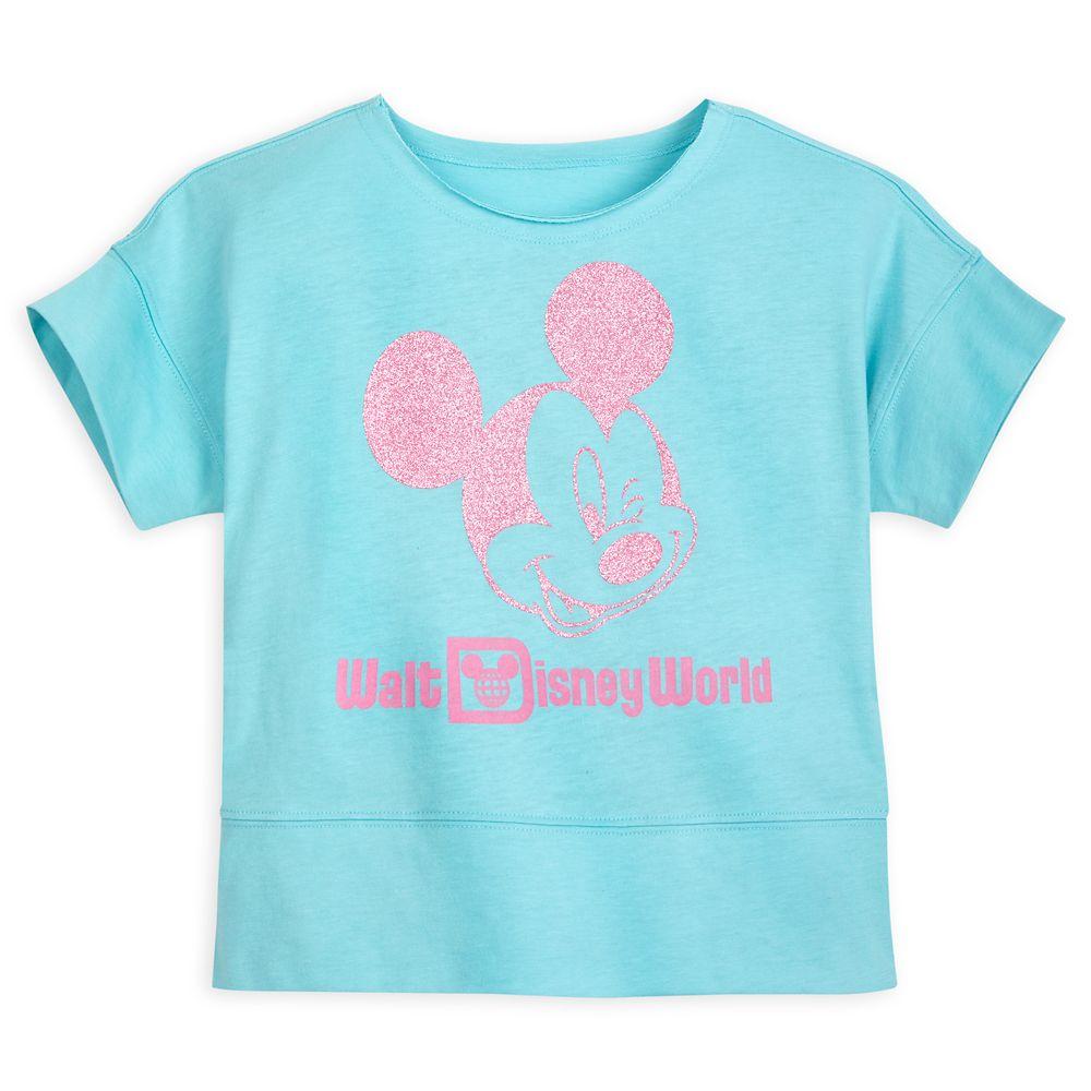 Mickey Mouse Fashion Top for Girls – Walt Disney World