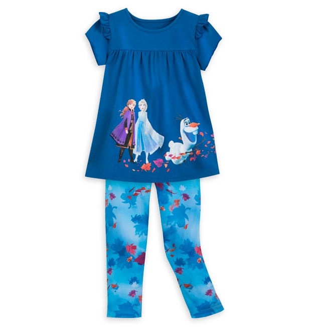Frozen 2 Top and Leggings Set for Toddlers