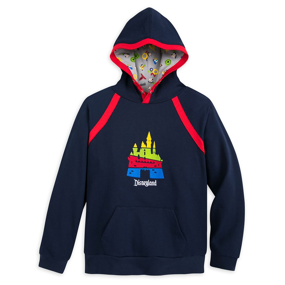 Mickey Mouse and Friends Pullover Hoodie for Kids – Disneyland 2020