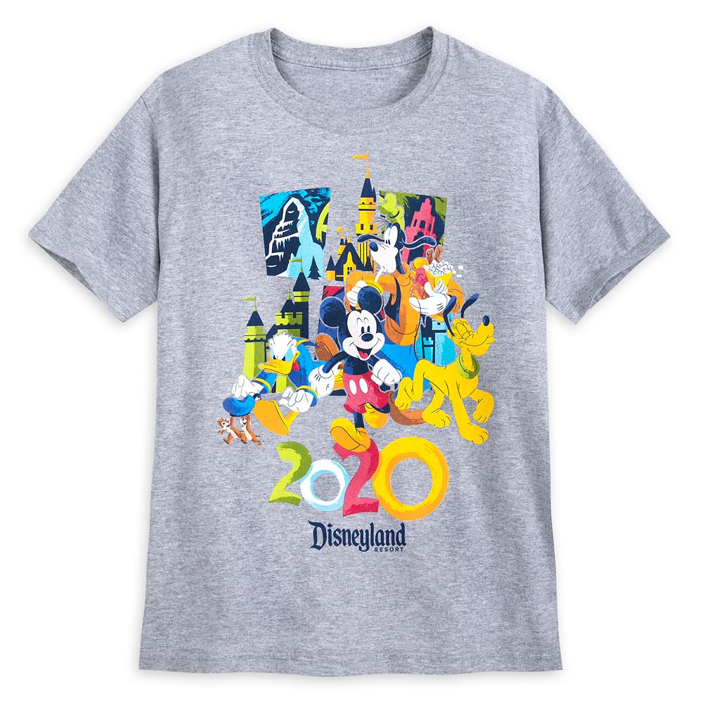 Mickey Mouse and Friends T-Shirt for Kids – Disneyland 2020