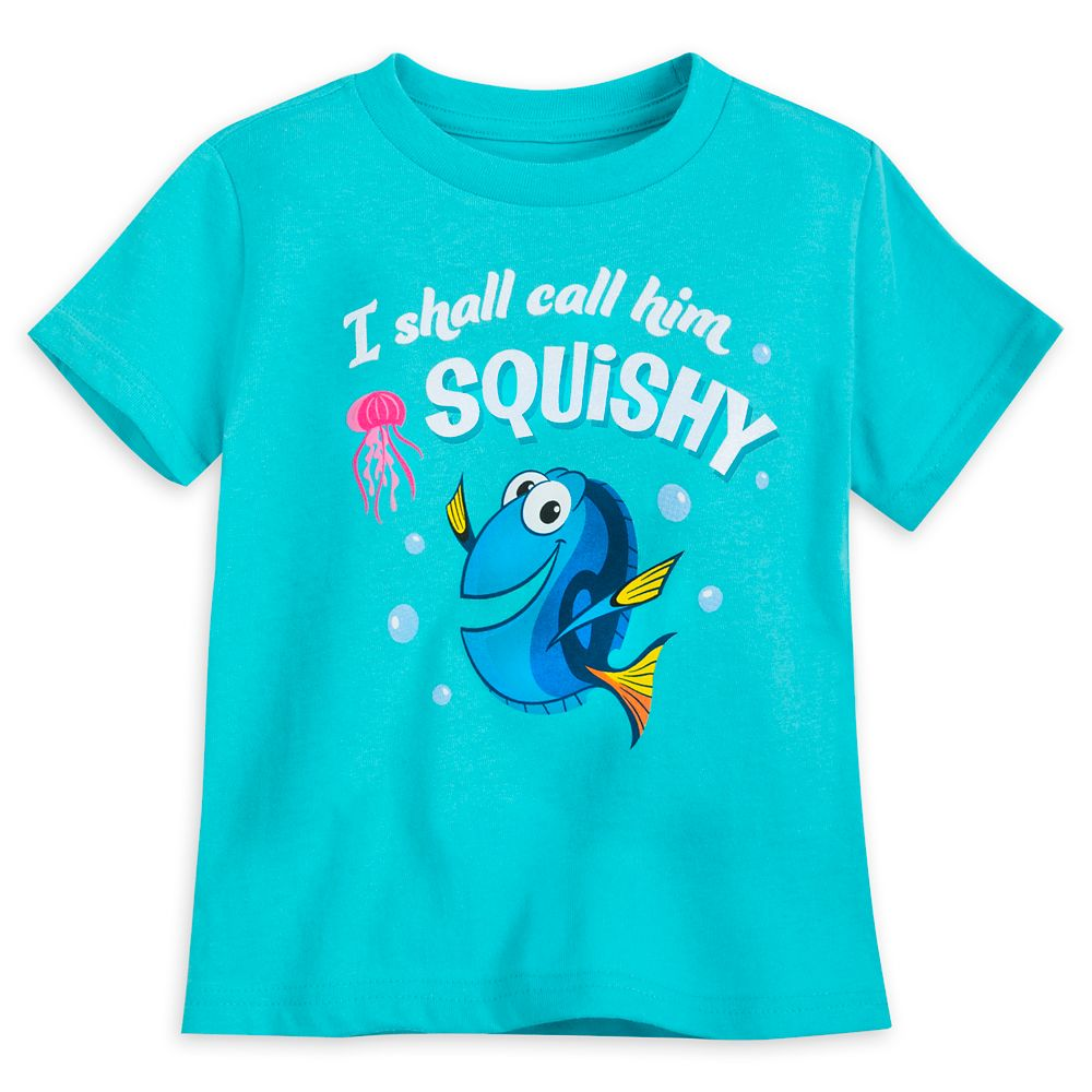 Dory T-Shirt for Toddlers Official shopDisney