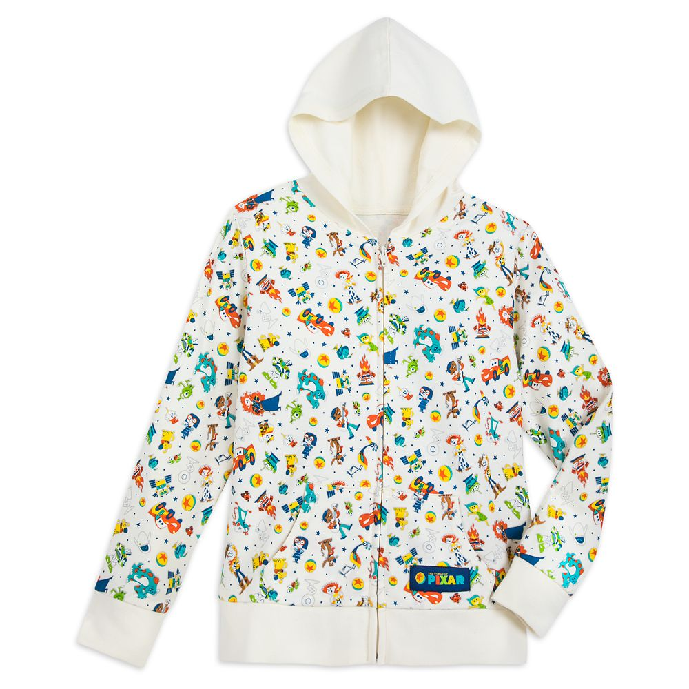 The World of Pixar Zip-Up Hoodie for Kids