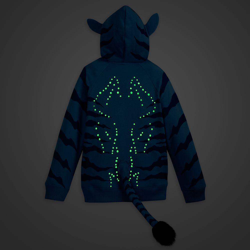 Na'vi Zip-Up Hoodie for Kids – Pandora – The World of Avatar
