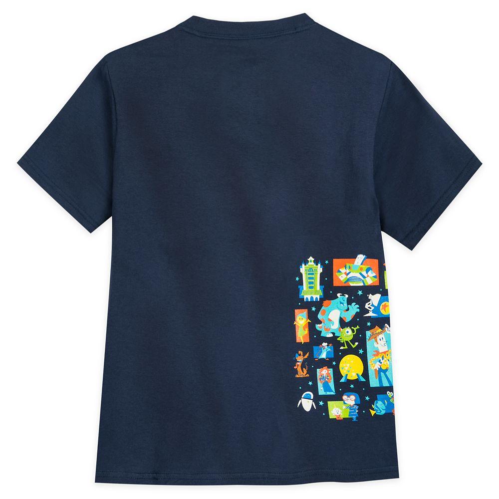 The World of Pixar T-Shirt for Kids – Walt Disney World