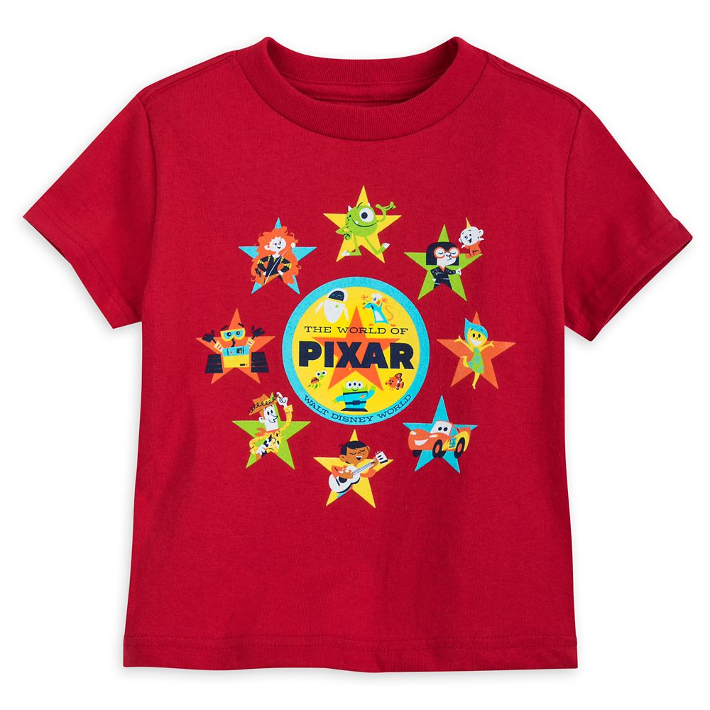 Pixar T-Shirt for Toddler Boys – Walt Disney World