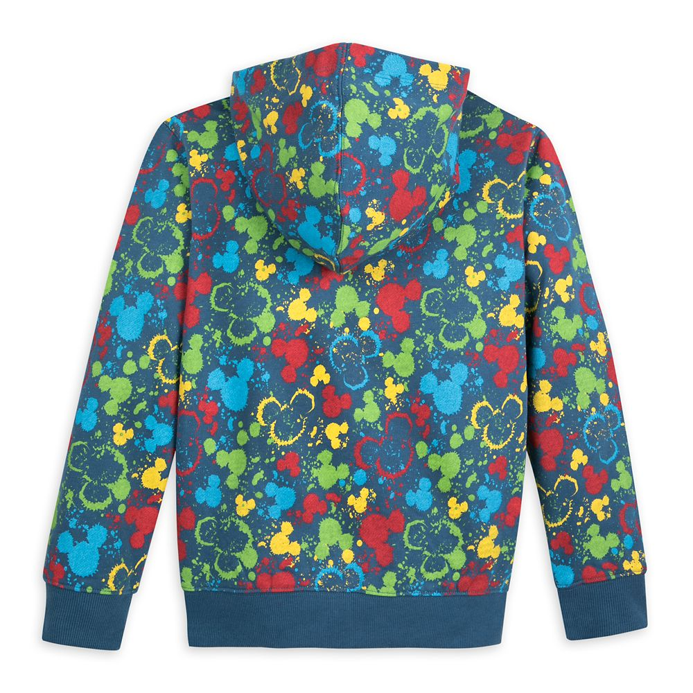 Mickey Mouse Icon Pullover Hoodie for Boys – Disney Ink & Paint