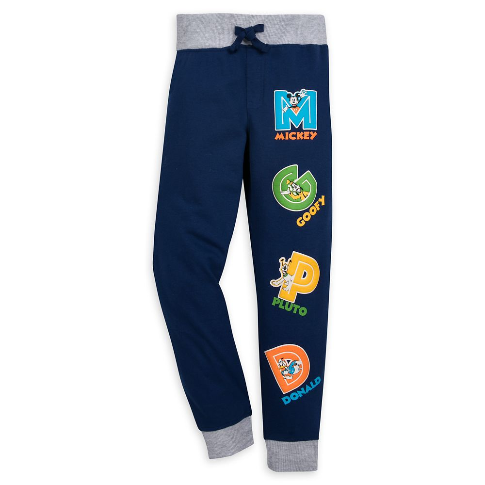 Mickey Mouse and Friends Sweatpants for Boys
