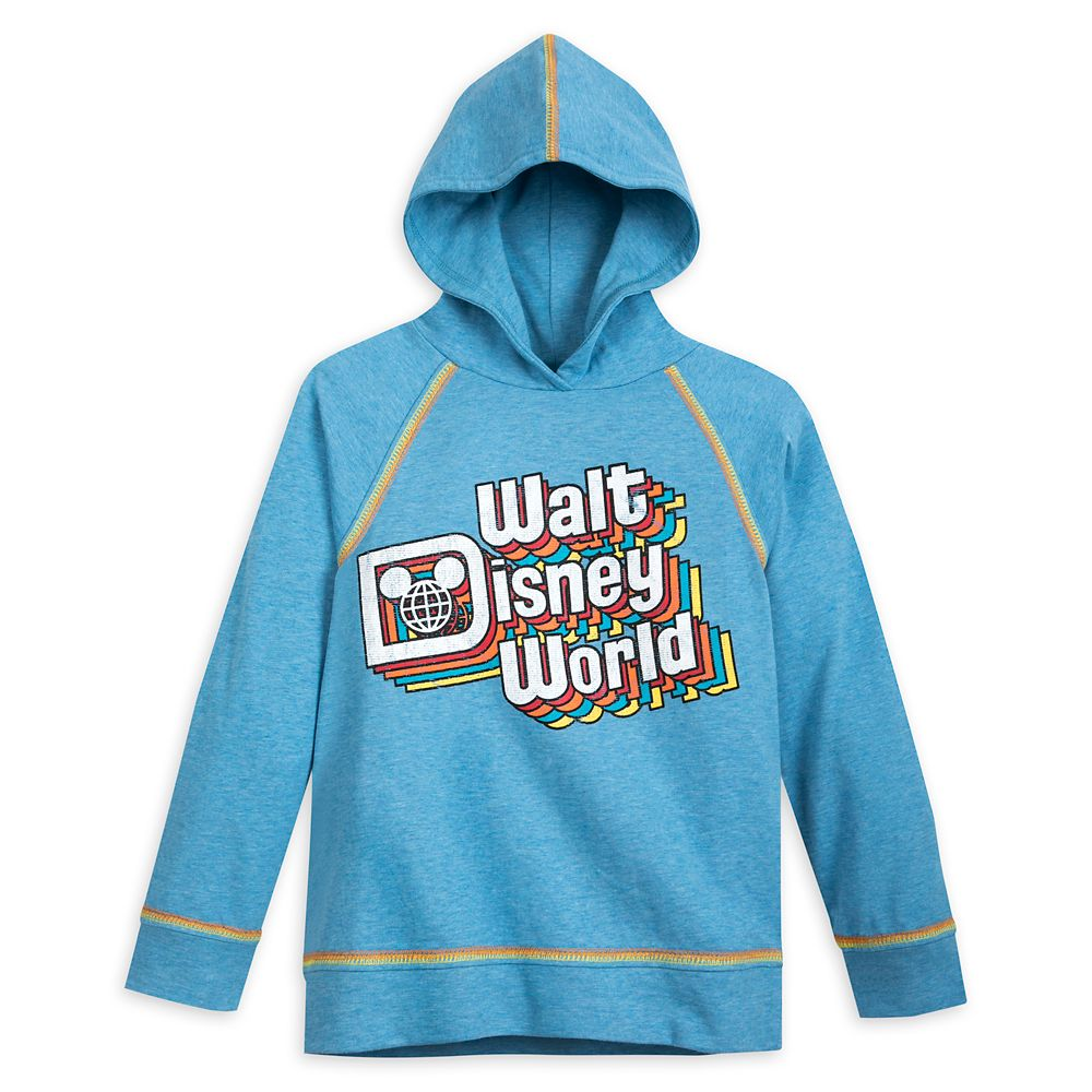 Walt Disney World Pullover Hooded Top for Kids