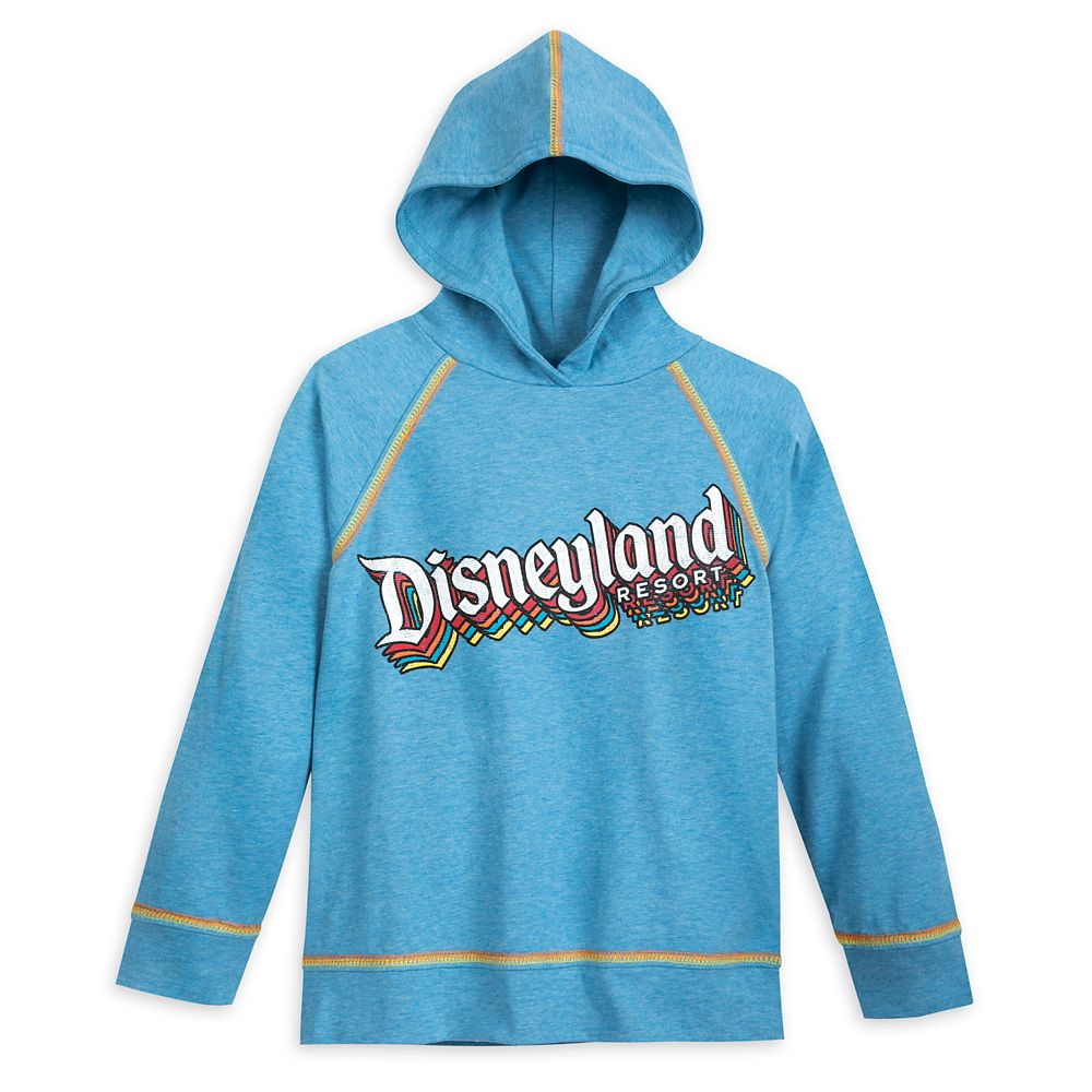 Disneyland Pullover Hooded Top for Kids