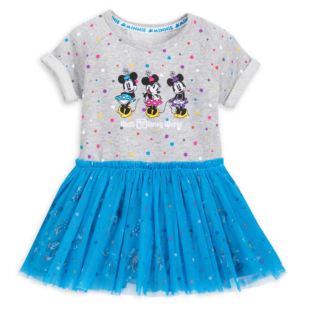 Minnie Mouse Bodysuit and Skirt for Baby – Walt Disney World