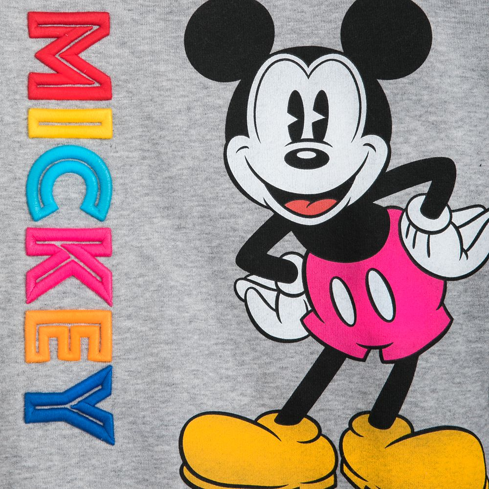 Mickey Mouse Hooded Pullover Top for Girls – Walt Disney World