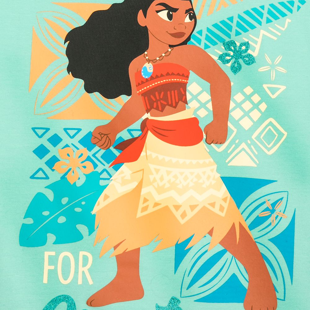 Moana ''Destined for Greatness'' T-Shirt for Girls