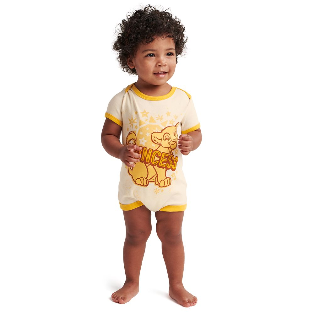 Nala Bodysuit for Baby – The Lion King