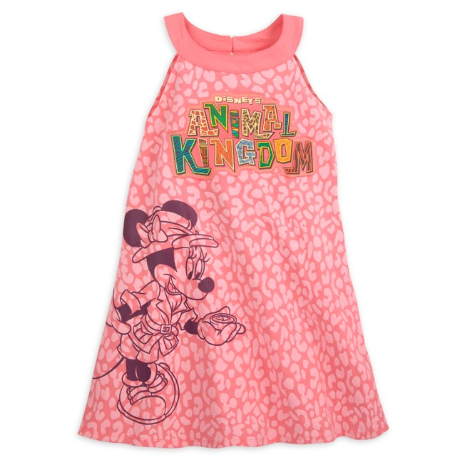 Minnie Mouse Disney's Animal Kingdom Dress for Girls