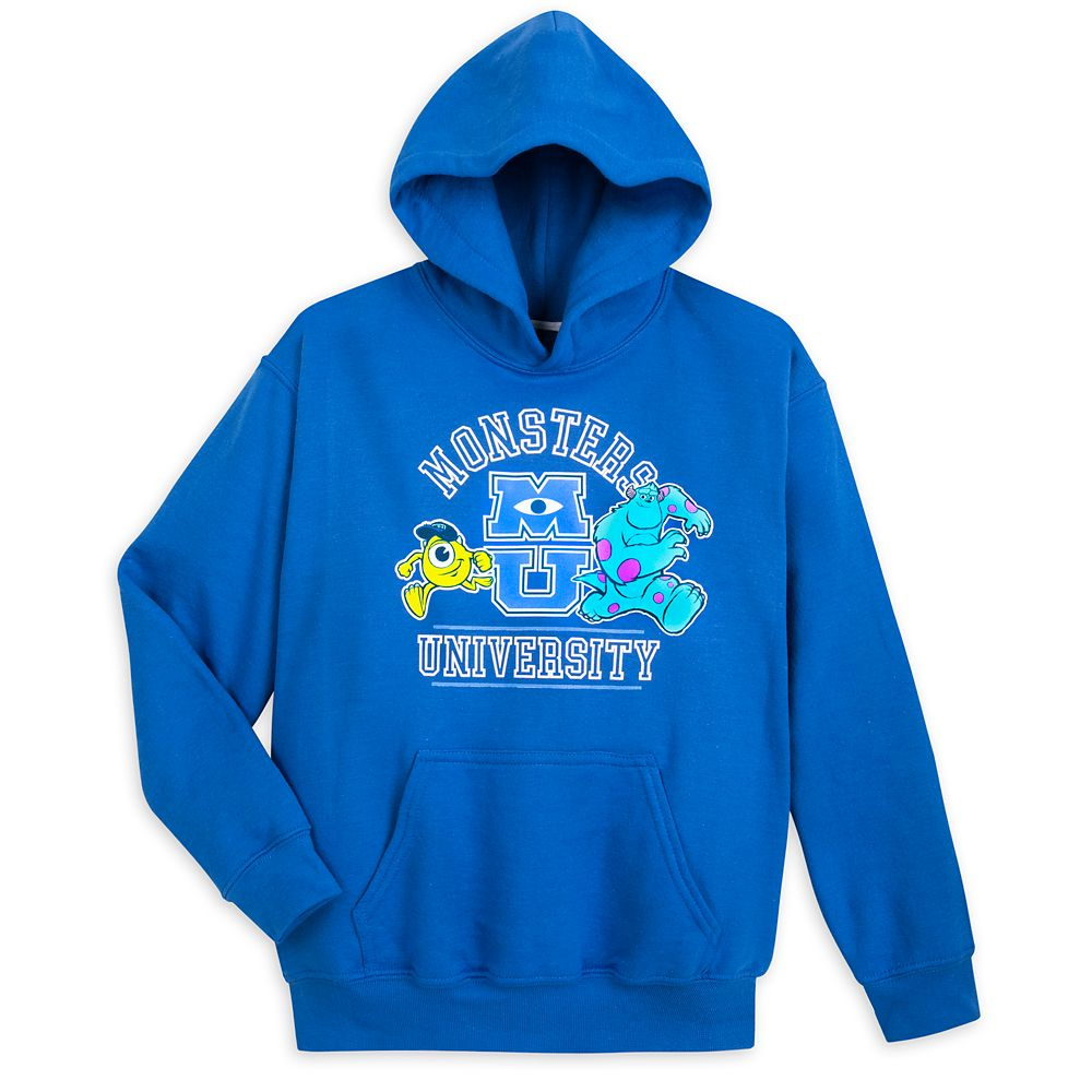 Monsters University Pullover Hoodie for Kids