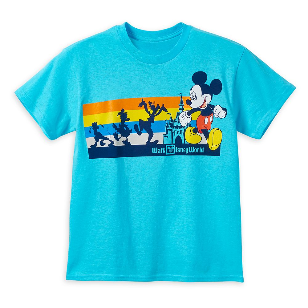 Mickey Mouse and Friends T-Shirt for Kids – Walt Disney World