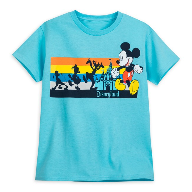 Mickey Mouse and Friends T-Shirt for Kids – Disneyland